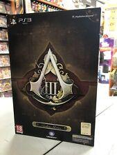 Assassin's Creed III 3 Freedom Edition (leggere descr.) Ita PS3 USATO GARANTITO