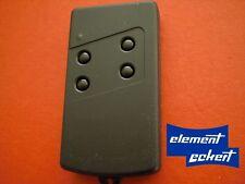Berner Mini Handsender 4-Kanal SLX4MD Tedsen 40 MHz für Garagentorantrieb Midi