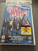 Pitch Perfect DVD (2013) Elizabeth Banks - New & Sealed -Retro Room 1982