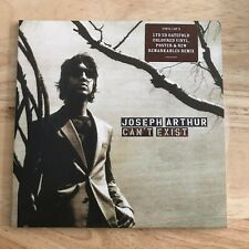 """Joseph Arthur - Can't Exist - Clear 7"""" - 1/3 - UNPLAYED - Discount For 2+"""