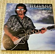 GEORGE HARRISON CLOUD NINE VINYL LP 1987 ORIGINAL AUST PRESS DARK HORSE 25643 1