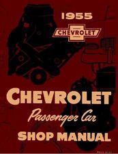 1955 Chevrolet Shop Service Repair Manual