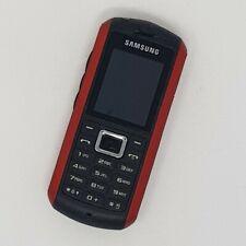 Samsung Xplorer GT-B2100 - Button Phone - Red - Working Condition - Unlocked