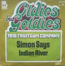 "7"" 1910 Fruitgum Company Simon says + Indian Giver VG + +"