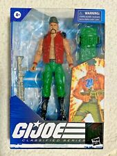 "CUSTOM GI Joe 6"" Classified - Z FORCE GAUCHO - 50% to Charity K9s For Warriors"
