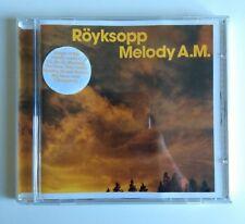 Royksopp - Melody A.M.