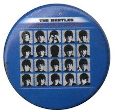 The Beatles Hard Days Night LP Cover badge Official Merchandise