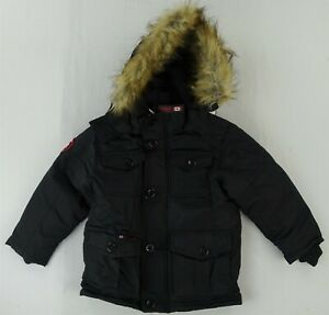 Canada Weather Gear Boys Full-Zip Winter Coat - Available in Multiple Colors