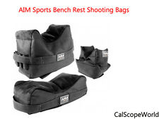 Set of 3 Bench Rest Shooting Bags - AIM Sports