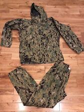 AOR2 K-L MFG PCU LEVEL 6 LIGHTWEIGHT GORE-TEX RAIN JACKET/PANTS SET LARGE DEVGRU