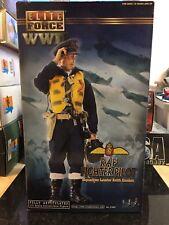 "Seconda GUERRA MONDIALE 1/6 Elite Force RAF Spitfire FIGHTER PILOT 12"" ACTION FIGURE DRAGON HOT Toy"