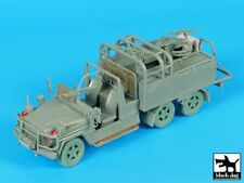 Black Dog 1/35 Australian Army Mercedes-Benz G-Wagon 6x6 SVR Light Truck T35204