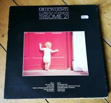 RARE! MILLION LIGHTS - COLLECTION OF SONGS BY TRISOMIE 21 LP BIAS 76 1987 VG++!