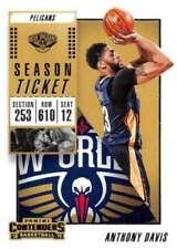 Cartes de basketball Panini Anthony Davis