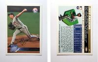 Jeff Fassero Signed 1996 Topps #269 Card Montreal Expos Auto Autograph