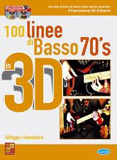 Francesco Di Chiara -100 LINEE DI BASSO 70's in 3D