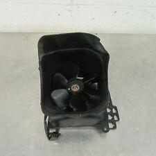 EB172 00 2000 HONDA GOLDWING SE GL1500 LH LEFT RADIATOR COOLING FAN W/ SHROUD