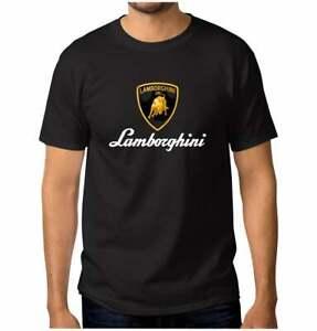 Lamborghini Tshirt, Car tshirt, Unisex Tshirt, Car gift, Car Logo T-Shirt