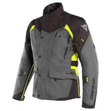 Giacca Moto Donna Impermeabile Dainese Tempest D-dry Nero Dark Gull Gray 44
