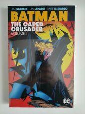 Batman - The caped crusader Vol.1 TPB (DC Comics) RARE OOP SIGNED STARLIN