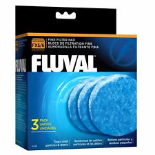 BULK 9 Medium-Fine Pads for Fluval ® FX5/FX6 canister filter ( 3 x 3 per pack)