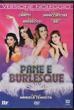 PANE E BURLESQUE - DVD (USATO EX RENTAL)