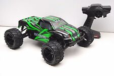 E10MTL-V Automodello elektrischer Brushless 4x4 HIMOTO Monster Truck Bowie/RC
