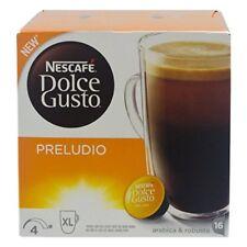 Nescafe Dolce Gusto Preludio 16 Kapseln MHD 30.11.2017