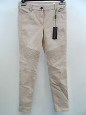 MARC CAIN SPORTS PEACHY BEIGE SLIM FIT JEANS/TROUSERS LADIES SIZE 14 BOX83 11 D
