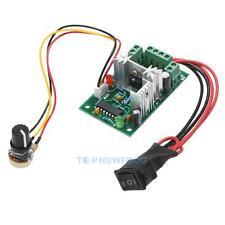 Dc Motor Speed Controller Pwm 10V 12V 24V 30V 120W Regulator Potentiometer Knob