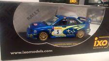 Subaru impreza wrc rally Monte carlo
