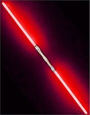 "52.5"" Dual Double Ended Light Saber Sword"