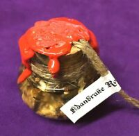 POWERFUL ESOTERIC OIL RITUAL MANDRAKE ROOT 30 ml.SPELL RITUAL WITCHCRAFT