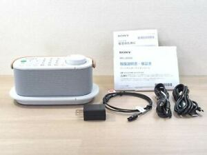 SONY Handy TV Speakers SRS-LSR200 Easy Operation Drip-proof Remote Control New