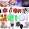 Nail Art Glitter Powder Mirror Effect Nail Pigment for Shining Nails Design