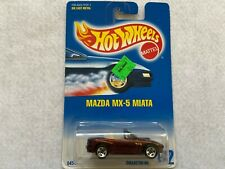 Mazda MX-5 Miata Collector #172 Hot Wheels