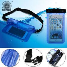 Alientech Waterproof Underwater Swim Dry Bag /Waist Pouch Case For Samsung etc.