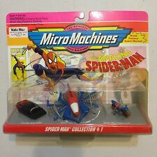 Micro Machines - Spider-Man Collection #1 - Marvel Vehicles - MicroMachines