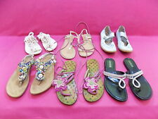 Girls Shoes Bundle of 6, Summer Shoes, size 3.5 and 4UK, Oilily, Guess...