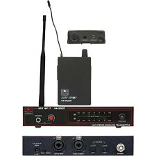 Galaxy As-900 In Ear Monitor System AS-900-K1 Monitor System NEW