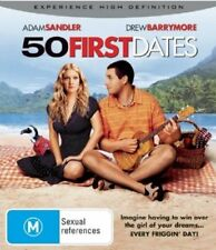 50 First Dates (Blu-ray, 2006) +Priority Post