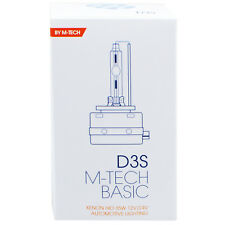 M-Tech D3S 8000K Xenon HID Car Headlight Bulb (Single) Osram Philips replacement