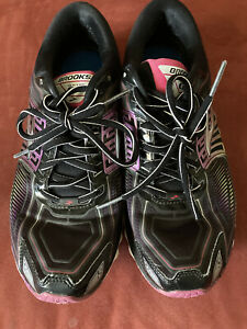 Women's Brooks Glycerin G13 Running Shoes Multicolor Size 9.5