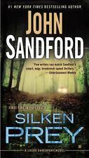 Silken Prey: A Lucas Davenport Novel - Acceptable - Sandford, John -