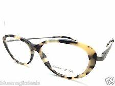 Giorgio Armani Beige Tortoise Matte Havana Spotted eyeglasses frame 7046 5283 54