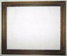 """Vintage Wooden 12.5"""" x 10.5"""" Decorative Frame"""