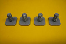"T-BOLTS (gal) Roof Rack ""C"" Track  M8x16mm  (Pack of 4 ONLY $24) FREE  Postage"