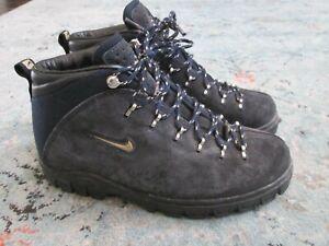 Vintage Nike Hiking ACG hiking Boots blue Sz. 9.5