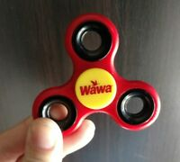 WAWA FIDGET SPINNER SUB SANDWHICH GAS STATION PROMO NEVER SOLD TOY KIDS HEROS