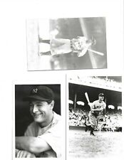 Lou Gehrig George Brace Baseball Photos New York Yankees  (3)